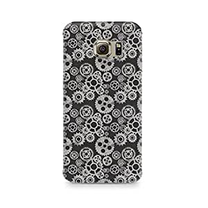 TAZindia Printed Hard Back Case Cover For Samsung Galaxy S7 Edge