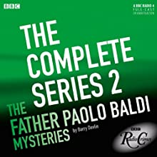 Baldi: Series 2 Radio/TV Program by Simon Brett, Mark Holloway, Martin Meenan Narrated by David Threlfall