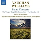 Vaughan Williams: Piano Concerto (Piano Concerto/ The Wasps/ English Folk Song Suite - Sc)by Vaughan Williams