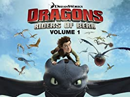 Dragons: Riders of Berk Volume 1