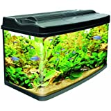 Interpet Original Fish Pod Glass Aquarium 120 litre