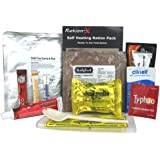 Self Heating Field Ration Pack Ready To Eat Meal Menu B