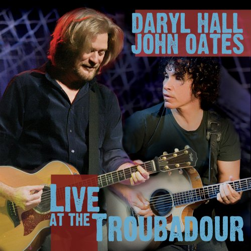 Hall & Oates - Daryl Hall & John Oates-live At The Troubadour(Cd_dvd) - Zortam Music