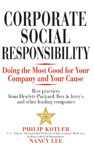 Corporate Social Responsibility: Doing the Most Good for...