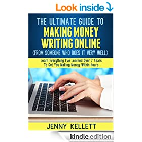 The Ultimate Guide to Making Money Writing Online
