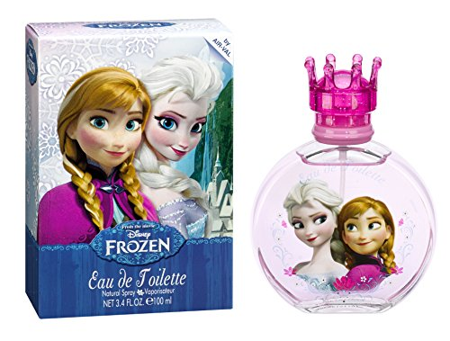 Disney 6152 Eau de Toilette, Frozen, 100 ml, Blu