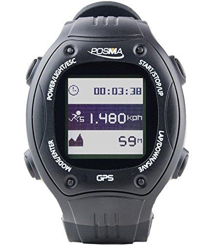 posma W1Montre GPS Course à Pied Sport avec navigation, Posma W1