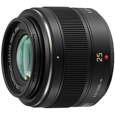 Panasonic マイクロフォーサーズ用 ライカ DG SUMMILUX 25mm F1.4 単焦点 標準レンズ ASPH