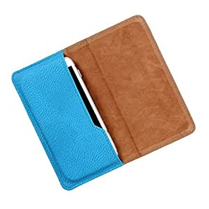 DooDa PU Leather Case Cover For iBall Andi 5 E7
