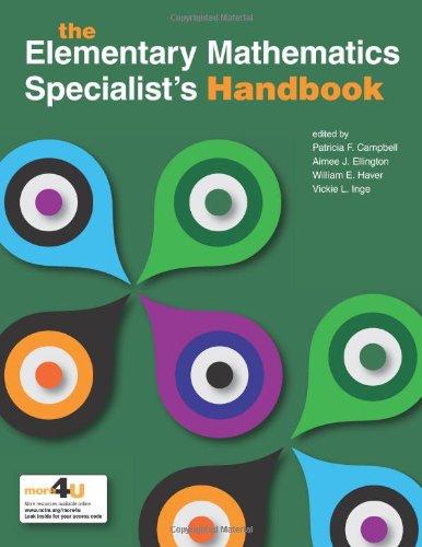 The Elementary Mathematics Specialists Handbook