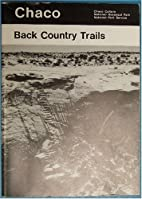CHACO Back Country Trails (Chaco Culture…