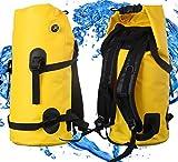30L 防水アウトドアードライバッグ リュックサック マリンスポーツ ドライチューブ サーフィン 袋 バッグ 濡れ物入れ ダイビング ウェットスーツ ウォータープロテクトバッグ