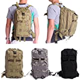 Search : HDE Heavy-Duty 20L Outdoor Sport Military Tactical Backpack Camping Hiking Trekking Bag