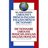 Larousse French English Dictionary Canadian Editionby Larousse
