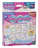 Aquabeads 79428 - Kinder-Bastelsets - Motiv-Vorlagen von Aquabeads