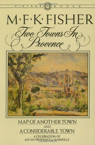 Two Towns In Provence: Map Of Another Town And A Considerable Town front-1017581