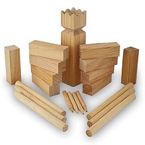 wikinger spiel aus holz mit tragebeutel spielzeug. Black Bedroom Furniture Sets. Home Design Ideas