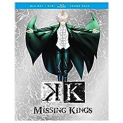 K Missing Kings [Blu-ray]