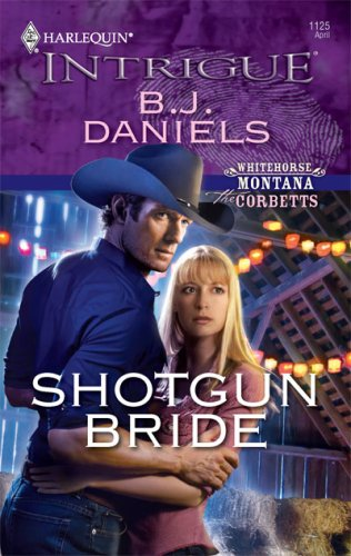 Image for Shotgun Bride (Harlequin Intrigue Series)