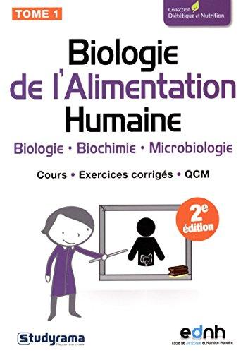 gratuit des livres francais ebooks telecharger biologie de l 39 alimentation humaine tome 1 en ligne. Black Bedroom Furniture Sets. Home Design Ideas