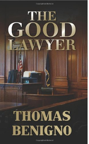 The Good Lawyer: (Mass Market Paperback) back-1039984
