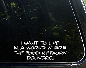 I Want To Live In A World Where The Food Network Delivers (9