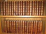 img - for 37 leather volumes Spanish literature (Clasicos Castellanos) book / textbook / text book