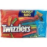 Twizzlers Rainbow Fruit Twists 18.6 oz