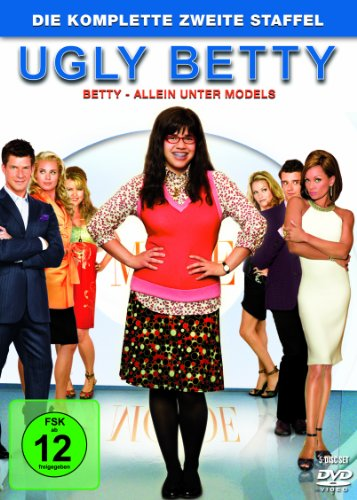 Ugly Betty - Die komplette zweite Staffel [5 DVDs]