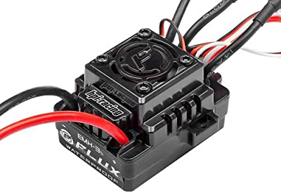 HPI Racing 112851 Flux EMH-3S Brushless ESC