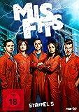 Misfits - Staffel 5 [3 DVDs]