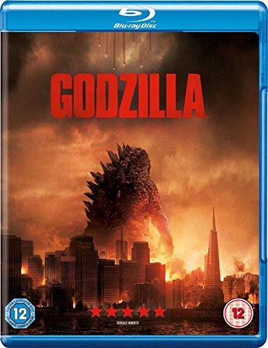 Godzilla [Blu-ray] [2014]