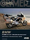 img - for Clymer BMW K1200RS, GT & LT 1998-2010 (Clymer Motorcycle Repair) by Clymer Staff (1-Aug-2011) Paperback book / textbook / text book
