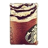 CTSLR Custom Starbucks Logo Protective Hard Case Cover Skin for iPad Mini-1 Pack- 7