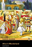 Alice in Wonderland CD Pack (Book &  CD) (Penguin Readers Simplified Text)