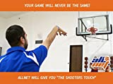 AllNet Basketball Training Shooting Device - Help Improve your shot with finger Trainer Aid. Adjustable for all ages. Shoot NBA PRO Level, Correct Bad Habits with Proper Grip & Form Muscle Memory