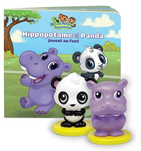 leapfrog-81471-jeu-educatif-electronique-les-petits-apprentis-panda-et-hippo-livre