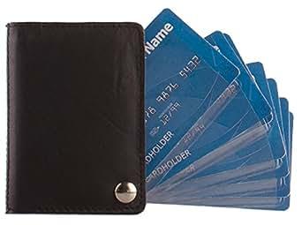 Amazon Leather Swivel Business Credit Card