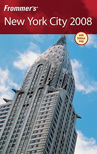 Frommer's New York City 2008 (Frommer's Complete Guides)