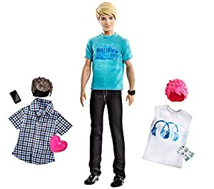 Mattel X2344 Barbie - Dating fun - Ken doll