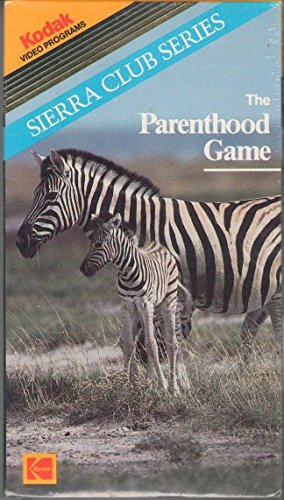 Sierra Club Series - The Parenthood Game [VHS] (Parenthood Full Series compare prices)