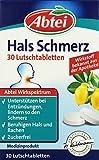 Abtei Erkältung Hals Schmerz Lutschtabletten 30 Stück, 1er Pack