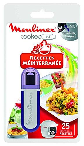 MOULINEX MOULINEX - COOKEO USB MEDITERRANEE - XA600011