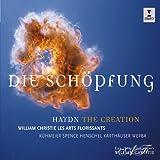 Haydn - Die Schöpfung (La Création) / Kuhmeier, Spence, Henschel, Karthauser, Werba, Les Arts Florissants, Christie