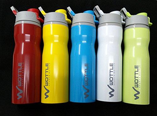 Wottle Trendy Water Bottle Korean Brand Sipper Gym Sports Running