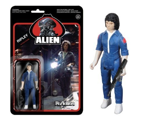 Ripley Action Figure: Funko x Super 7 x Alien ReAction Series