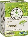 Traditional Medicinals Organic Fennel, 16-Count