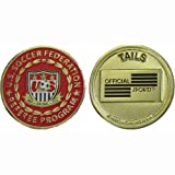 The Official Sports U.S. Soccer Centennial Flip Coin