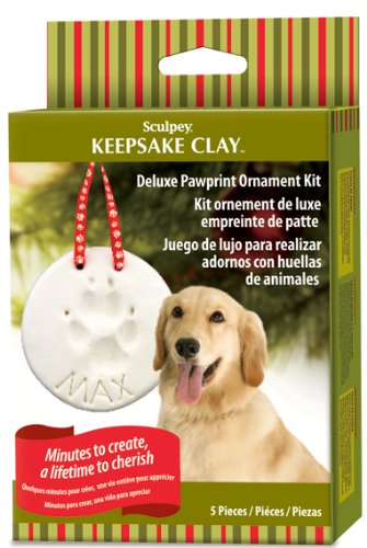 Keepsake Deluxe Pawprint Kit