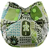 Blueberry Simplex All In One Diaper, Geo, Newborn